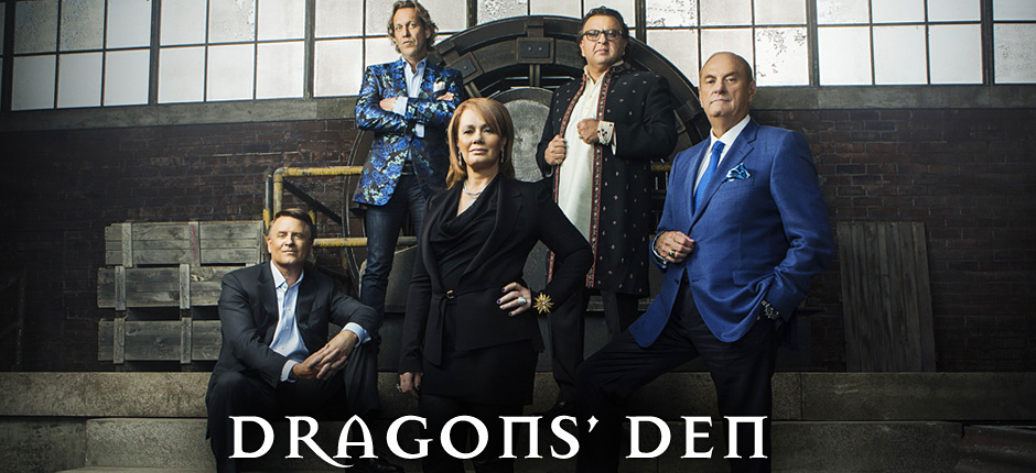 Wildeboer Dellelce renewed <br>as legal advisers to CBC's<br>hit reality TV series<br>Dragons' Den