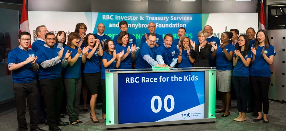 Wildeboer Dellelce Tops RBC's Run for the Kids <br>Law Firm Challenge in 2016