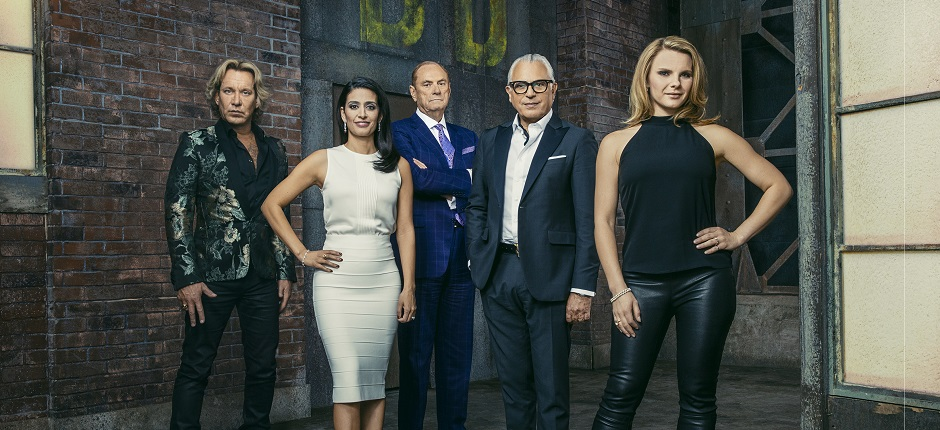Wildeboer Dellelce Renewed<br>as Legal Advisers to Season 11 of CBC-TV's Hit Reality<br>Series Dragons' Den